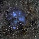 Pleiades M45,                                RichR