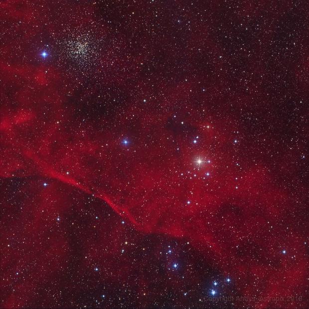 NGC 2477 Panorama,                                Andy 01