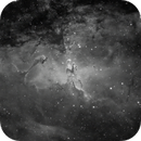 The Eagle Nebula in Hydrogen Alpha Light,                                Alex Roberts