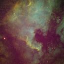 NGC7000,                                Velvet