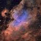 M16 Eagle Nebula in SHO,                                Arnaud Peel
