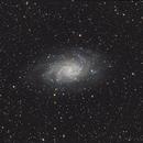 Messier 33,                                Michael Schröder
