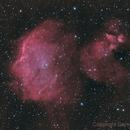 Gum 39 - IC 2872,                                Gerson Pinto