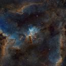 IC1805 Heart Nebula,                                George C. Lutch