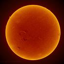 H-Alpha Sun of March 17. 2016,                                Thomas Klemmer