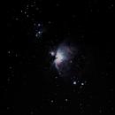 M42 Orion Nebula,                                murray8144