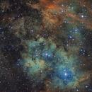 SH2-115, T150 f/5  /  AZEQ5  /  ATIK ONE,                                Pulsar59