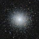 M5 Rose Globular Cluster in Serpens,                                Mark Wetzel