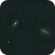 Comet Iwamoto and NGC 2903,                                CCDMike