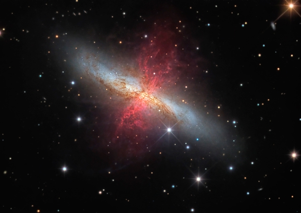 M82 ultra deep,                                Giovanni Paglioli