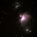 Orion Nebula,                                StarmanBass