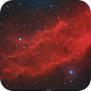 NGC 1499,                                Enrico Scheibel