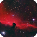Horsehead Nebula,                                Eric Solís