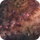 Sagittarius Nebulosity,                                Alberlan Barros