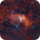 The Bubble Nebula NGC 7635,                                Mostafa Metwally