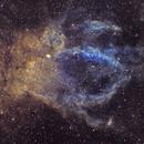 Lobster Claw Nebula - Sh2-157,                                Crazy Owl Photography