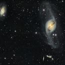 NGC 3718 and neighbors,                                Tim Gillespie