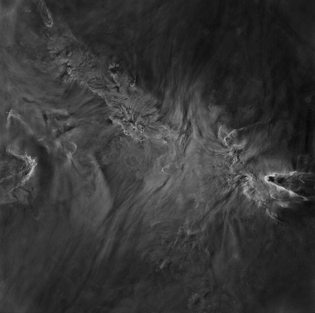 Ngc 2264 starless- chilescope,                                astromat89