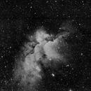 NGC7380 Wizard nebula,                                Norbert Lupták