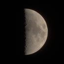 First quarter moon,                                DivisionByZero