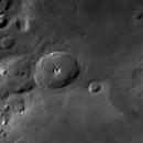 Theophillus - Cyrillus - Mädler craters,                                Euripides