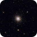 M13 Great Cluster in Hercules,                                Frank Turina