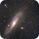 Andromeda 300mm cropped.,                                Donnie B.