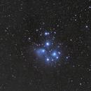 M45 The Pleiades,                                William Fewster