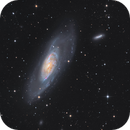Messier 106 and company,                                Thomas Klemmer
