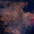 NGC7000 North America Nebula,                                Astroshoot31