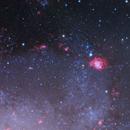 NGC 604 in the Triangulum Galaxy M33,                                sydney