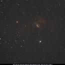 NGC 7635,                                Robert Johnson