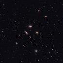 NGC 3190 Series - Leo Quartet (2019),                                Kurt Zeppetello