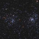 A Fast double cluster,                                Edoardo Luca Radice (Astroedo)