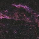 Veil Nebula,                                Bert Scheuneman