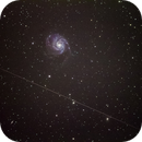 Meteor and M101,                                Pavel (sypai) Syrin