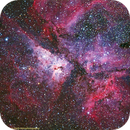 The Great Carina Nebula,                                Uri Abraham