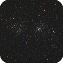 h and Chi Persei - NGC 869 and 884 - Nov 2018,                                Martin Junius