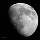 Moon 79% Waxing Gibbous,                                Mr. Ashley McGlone