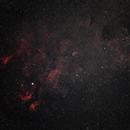 IC 1318, NGC 6888 & friends,                                Wolfgang Ransburg