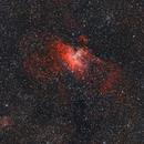 M16,                                BergAstro