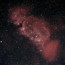 Soul Nebula. IC 1848,                                Brian Beamer