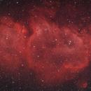 The Soul Nebula,                                Greg Derksen