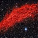 NGC 1499 Nebulosa California,                                Ernesto Arredondo