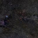 NGC7000,                                Algorab