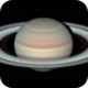 Saturn on April 27, 2020,                                Chappel Astro