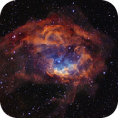 The Lower's Nebula - SH2-261,                                Wissam Ayoub
