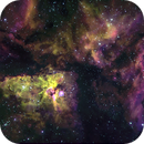 Eta Carinae,                                Bruce Rohrlach