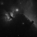 IC434 NGC2024,                                Станция Албирео