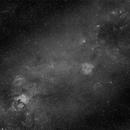 Nikon D800 Astronomik Hydrogen Alpha Clip In Filter Milky Way Sharpless2 107 to 171,                                jerryyyyy